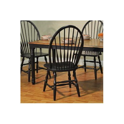 No credit financing Windsor Dining Side Chair (Set of 2...