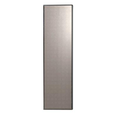 Economy Surface Mount Built-in Ironing Board Color: Mirror, Door Hinge: Left Hand NE223U-L