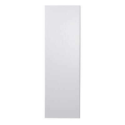 Economy Surface Mount Built-in Ironing Board Color: Flat White, Door Hinge: Left Hand NE229U-L