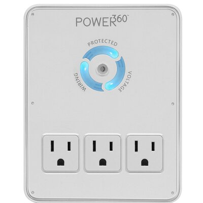 Wall Mounted Outlet