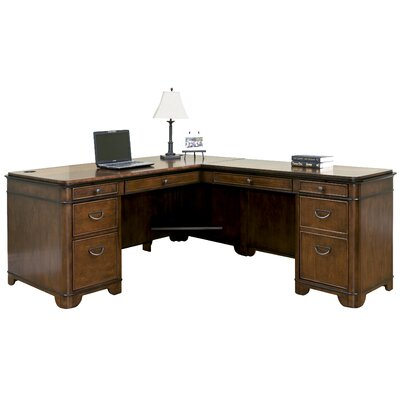 Reliable Executive Desk Product Photo