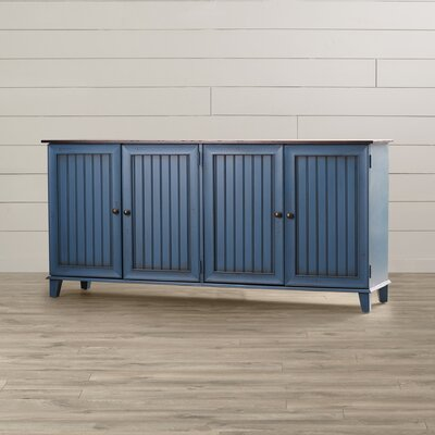 Eclectic Deluxe 72 TV Stand Sideboard