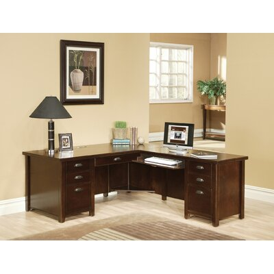 Tribeca Loft Right L-Shaped Computer Desk Product Picture 4826
