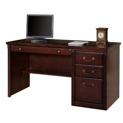 Search Club Pedestal Computer Desk Product Photo