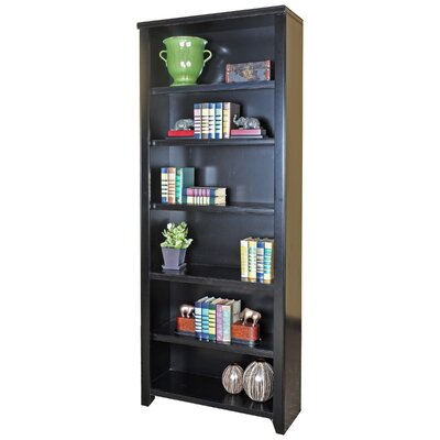 Low Price Kathy Ireland Home By Martin Furniture Tribeca Loft Black Office  Collection 84u2033 Bookcase