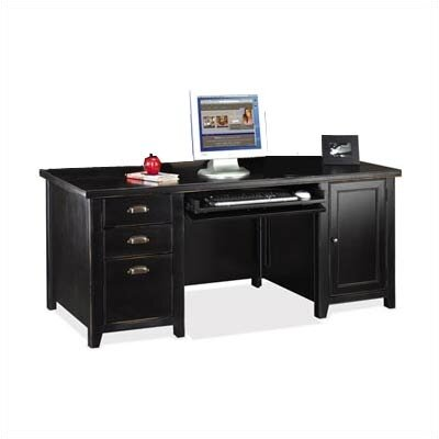 furniture office furniture wide desk painted wide desk