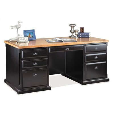 Purchase Ony Double Pedestal Executive Desk Product Photo
