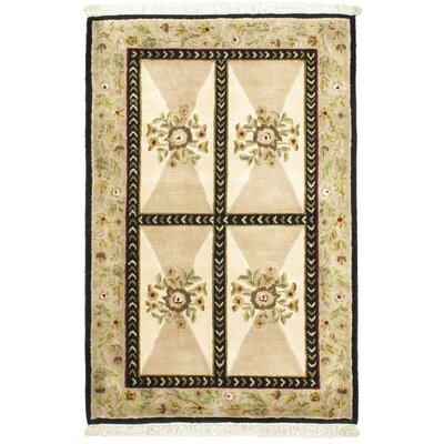 Opulence Cream Open Field Area Rug