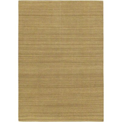 Open Field Natural Khaki Area Rug Rug Size: 57 x 8