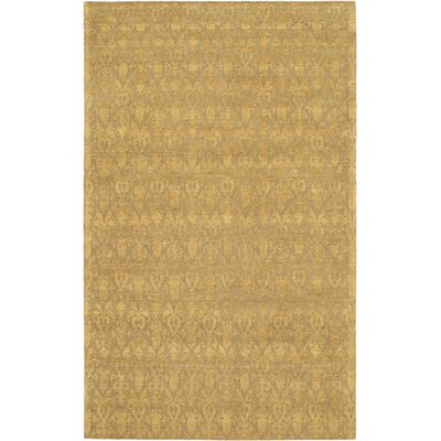 Fab Light Brown Open Field Area Rug