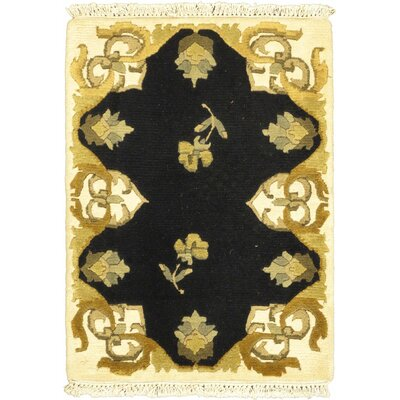 Aurora Open Field Navy Area Rug
