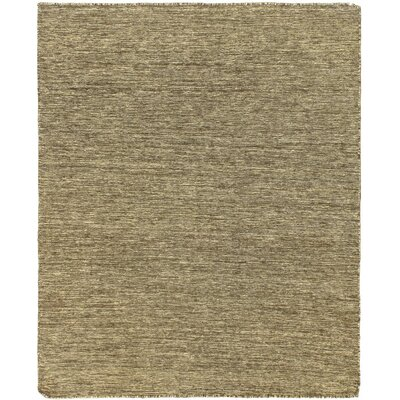 Open Field Natural/Brown Area Rug Rug Size: 48 x 58