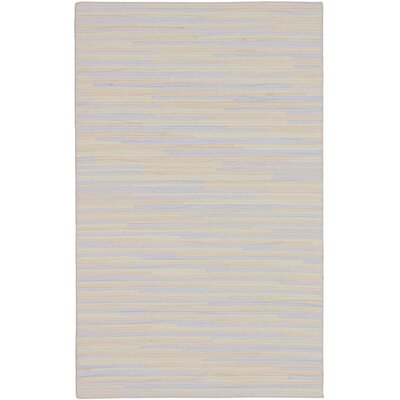 Springfield Cream/Pale Dull Blue Open Field Area Rug