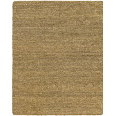 Open Field Natural/Brown Area Rug Rug Size: 49 x 65