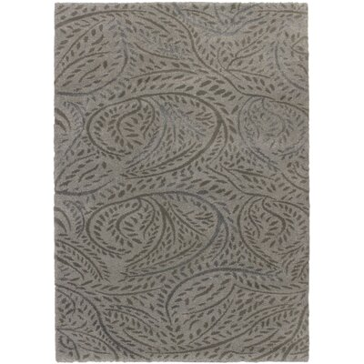 Prestige Gray Abstract Area Rug