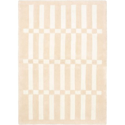 Elegance Pink Abstract Area Rug