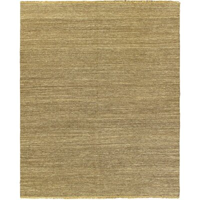 Open Field Natural/Brown Area Rug Rug Size: 67 x 82