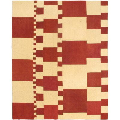 Bohemian Cream Patchwork Area Rug