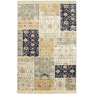 Beige Soraya Patch Area Rug