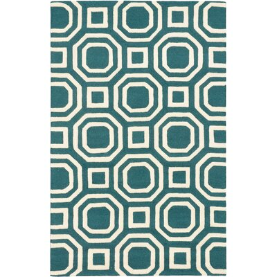 Kasbah Casual Hand Tufted Cream Area Rug
