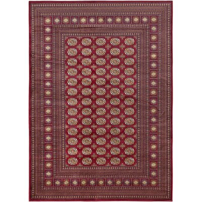 Bokhara Classic Traditional Red Area Rug Rug Size: 311 x 53