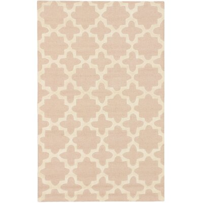 Kasbah Casual Hand Tufted Beige Area Rug