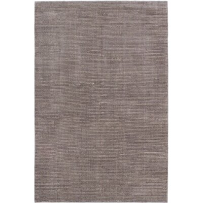 Don Hand-Knotted Brown Area Rug