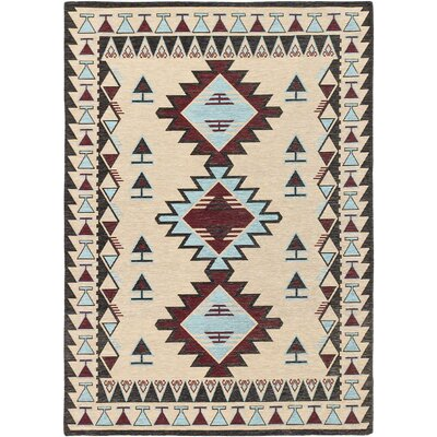 Portico Traditional Ivory Area Rug