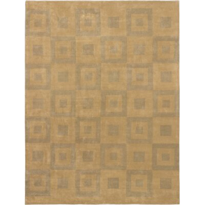 Aaliyah Casual Hand Tufted Gray Area Rug