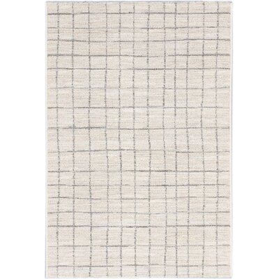 Noto Transitional Beige Area Rug Rug Size: 310 x 57