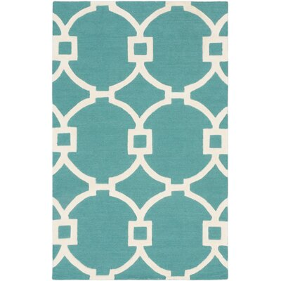 Sherly Transitional Hand Tufted Cream Area Rug