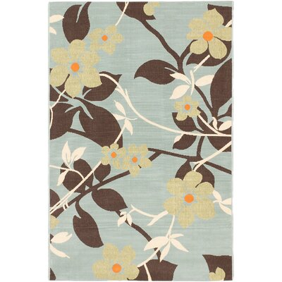 Tropicana Dark Beige Indoor/Outdoor Area Rug Rug Size: 33 x 411