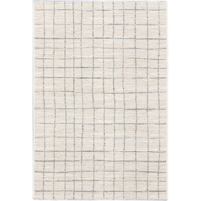 Noto Transitional Beige Area Rug Rug Size: 710 x 102