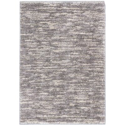 Yeti Shag Cream Area Rug Rug Size: Rectangle 53 x 73