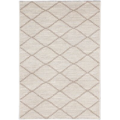 Noto Transitional Beige Area Rug Rug Size: Rectangle 310 x 57