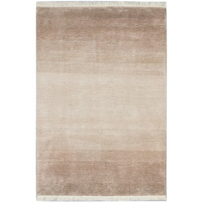 Don Hand-Knotted Ivory Area Rug