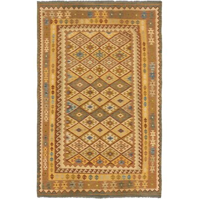 Anatolian Kilim Brown Area Rug