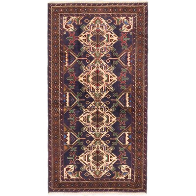 Finest Rizbaft Hand-Knotted Cream Area Rug