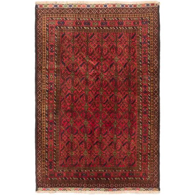 Finest Rizbaft Hand-Knotted Light Brown Area Rug