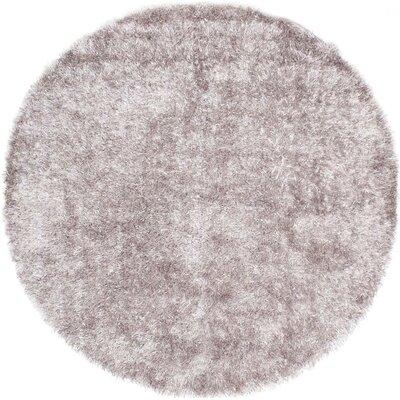 Hand-Tufted Light Gray Area Rug
