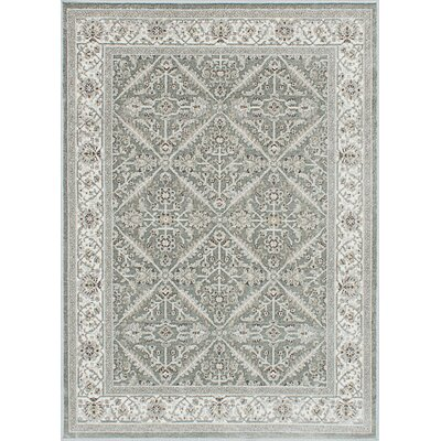 Brylee Gray Area Rug Rug Size: 311 x 53
