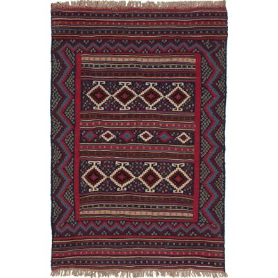 Persian Red Area Rug