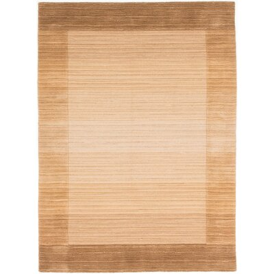Moriah Hand-Knotted Ivory Area Rug