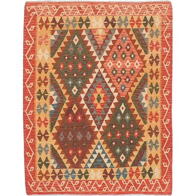Sivas Handmade Brown/Ivory Area Rug