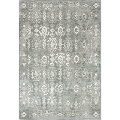 Brylee Cream/Gray Area Rug Rug Size: 710 x 112