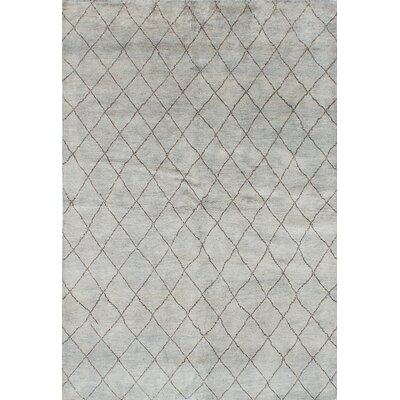 Bridgewater Hand-Knotted Light Blue Area Rug