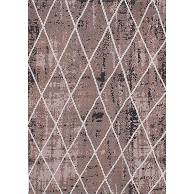 Enchanted Hand-Tufted Dark Ivory Area Rug