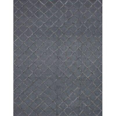 Cambridge Handmade Dark Gray/Gray Indoor Area Rug