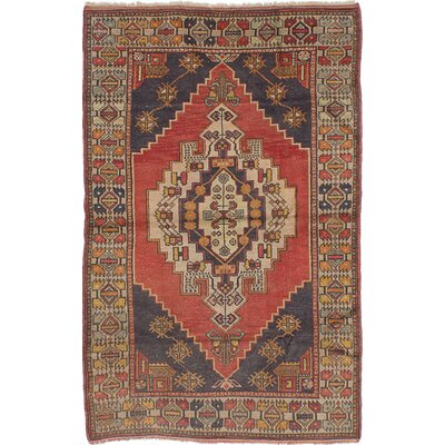 Braintree Hand-Knotted Dark Copper Area Rug