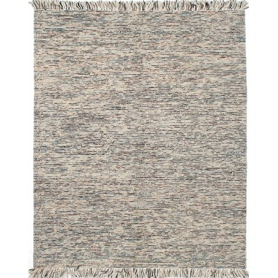 Manhattan Flat-Woven Beige/Gray  Area Rug